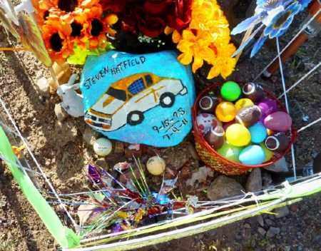 HATFIELD, STEVEN DELLOYD - Pinal County, Arizona | STEVEN DELLOYD HATFIELD - Arizona Gravestone Photos
