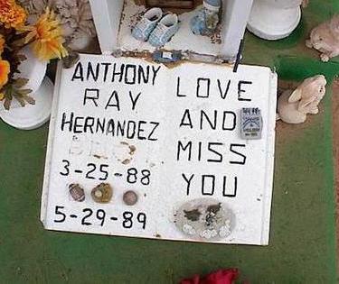 HERNANDEZ, ANTHONY RAY - Pinal County, Arizona   ANTHONY RAY HERNANDEZ - Arizona Gravestone Photos