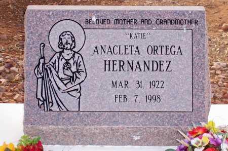 HERNANDEZ, ANACLETA - Pinal County, Arizona | ANACLETA HERNANDEZ - Arizona Gravestone Photos