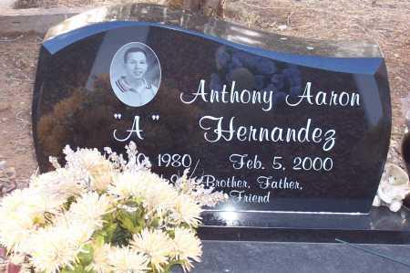 HERNANDEZ, ANTHONY AARON - Pinal County, Arizona | ANTHONY AARON HERNANDEZ - Arizona Gravestone Photos