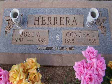 HERRERA, JOSE A. - Pinal County, Arizona | JOSE A. HERRERA - Arizona Gravestone Photos