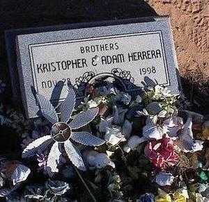 HERRERA, KRISTOPHER - Pinal County, Arizona   KRISTOPHER HERRERA - Arizona Gravestone Photos
