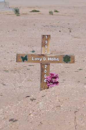 HOLLIS, LARRY D. - Pinal County, Arizona   LARRY D. HOLLIS - Arizona Gravestone Photos