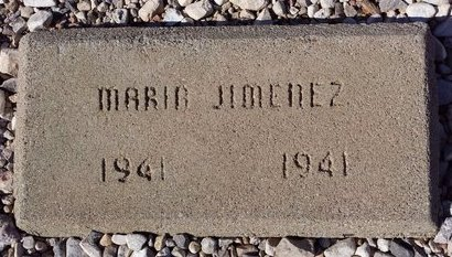 JIMENEZ, MARIA - Pinal County, Arizona | MARIA JIMENEZ - Arizona Gravestone Photos
