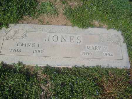 JONES, MARY V. - Pinal County, Arizona   MARY V. JONES - Arizona Gravestone Photos