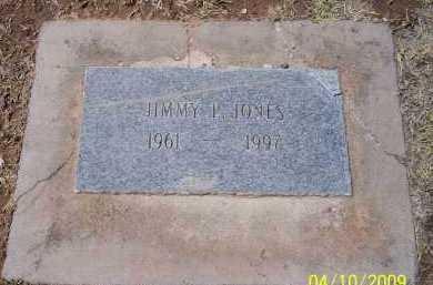 JONES, JIMMY L. - Pinal County, Arizona | JIMMY L. JONES - Arizona Gravestone Photos