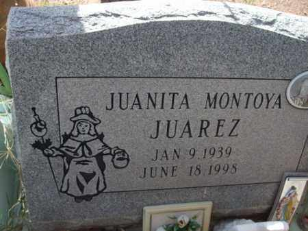 JUAREZ, JUANITA - Pinal County, Arizona   JUANITA JUAREZ - Arizona Gravestone Photos