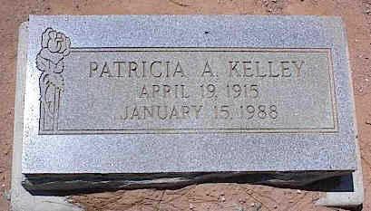 KELLEY, PATRICIA A. - Pinal County, Arizona | PATRICIA A. KELLEY - Arizona Gravestone Photos