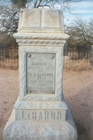 LABARON, MARIAH L. - Pinal County, Arizona   MARIAH L. LABARON - Arizona Gravestone Photos