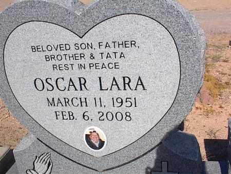 LARA, OSCAR - Pinal County, Arizona | OSCAR LARA - Arizona Gravestone Photos