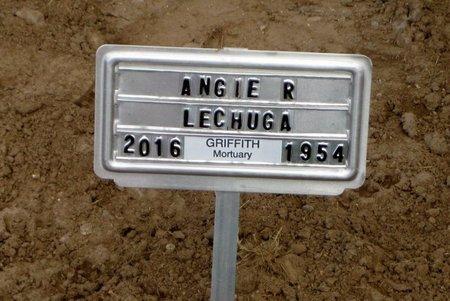 """LECHUGA, ANGIE """"CHA-CHA"""" - Pinal County, Arizona   ANGIE """"CHA-CHA"""" LECHUGA - Arizona Gravestone Photos"""