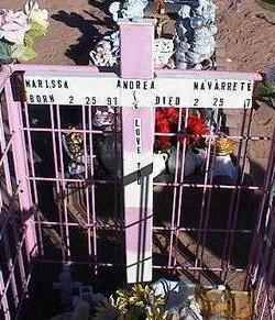 NAVARRETE, MARISSA - Pinal County, Arizona | MARISSA NAVARRETE - Arizona Gravestone Photos