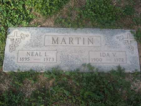 MARTIN, NEAL L. - Pinal County, Arizona | NEAL L. MARTIN - Arizona Gravestone Photos