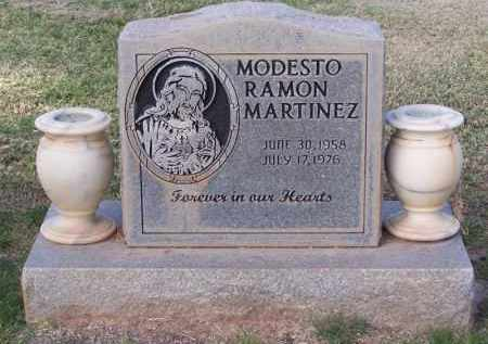 MARTINEZ, MODESTO  RAMON - Pinal County, Arizona | MODESTO  RAMON MARTINEZ - Arizona Gravestone Photos