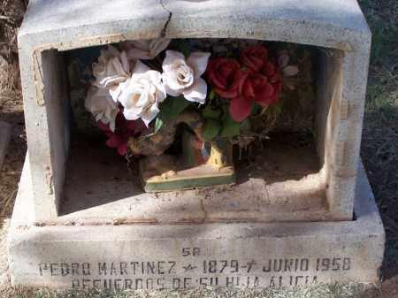 MARTINEZ, PEDRO - Pinal County, Arizona | PEDRO MARTINEZ - Arizona Gravestone Photos