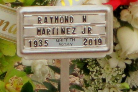 MARTINEZ, RAYMOND N., JR. - Pinal County, Arizona | RAYMOND N., JR. MARTINEZ - Arizona Gravestone Photos