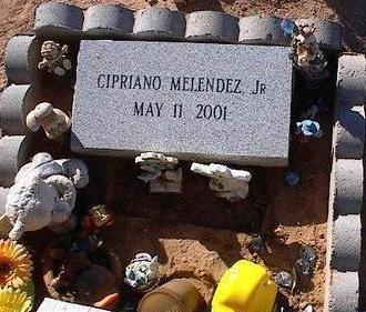 MELENDEZ, CIPRIANO, JR. - Pinal County, Arizona | CIPRIANO, JR. MELENDEZ - Arizona Gravestone Photos