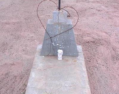 MENDOZA, ENRIQUE - Pinal County, Arizona | ENRIQUE MENDOZA - Arizona Gravestone Photos