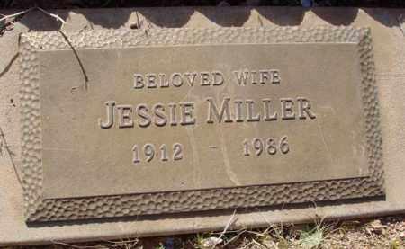 MILLER, JESSIE - Pinal County, Arizona | JESSIE MILLER - Arizona Gravestone Photos