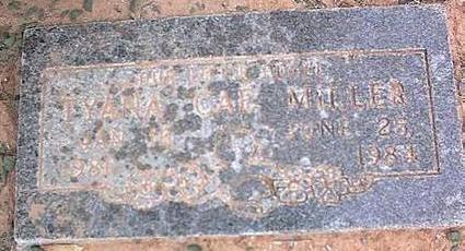 MILLER, TYANA CAE - Pinal County, Arizona | TYANA CAE MILLER - Arizona Gravestone Photos