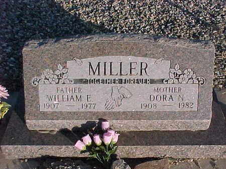 MILLER, DORA  N. - Pinal County, Arizona | DORA  N. MILLER - Arizona Gravestone Photos