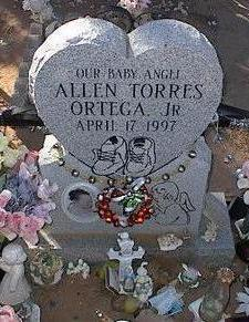 ORTEGA, ALLEN TORRES, JR. - Pinal County, Arizona | ALLEN TORRES, JR. ORTEGA - Arizona Gravestone Photos
