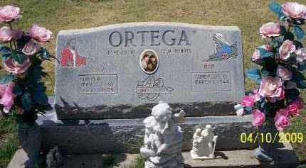 ORTEGA, GUADALUPE D. - Pinal County, Arizona | GUADALUPE D. ORTEGA - Arizona Gravestone Photos