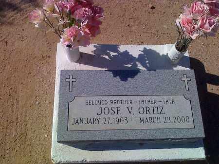 ORTIZ, JOSE V - Pinal County, Arizona | JOSE V ORTIZ - Arizona Gravestone Photos