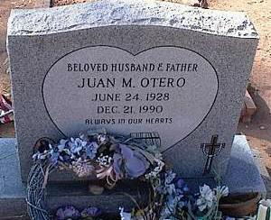 OTERO, JUAN M. - Pinal County, Arizona   JUAN M. OTERO - Arizona Gravestone Photos