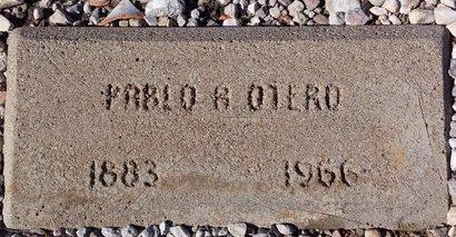 OTERO, PABLO A. - Pinal County, Arizona   PABLO A. OTERO - Arizona Gravestone Photos