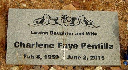 PENTILLA, CHARLENE FAYE - Pinal County, Arizona | CHARLENE FAYE PENTILLA - Arizona Gravestone Photos