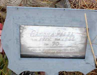 PEREZ, RAMONA - Pinal County, Arizona | RAMONA PEREZ - Arizona Gravestone Photos