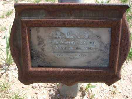 PRITCHARD, BABY - Pinal County, Arizona | BABY PRITCHARD - Arizona Gravestone Photos