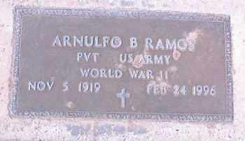 RAMOS, ARNULFO B. - Pinal County, Arizona | ARNULFO B. RAMOS - Arizona Gravestone Photos