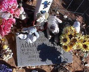 RENTERIA, ADAM G. - Pinal County, Arizona | ADAM G. RENTERIA - Arizona Gravestone Photos