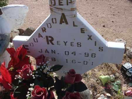 REYES, EDUARDO ALEXIS - Pinal County, Arizona | EDUARDO ALEXIS REYES - Arizona Gravestone Photos