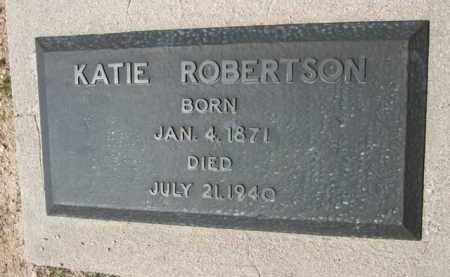 ROBERTSON, KATIE - Pinal County, Arizona | KATIE ROBERTSON - Arizona Gravestone Photos