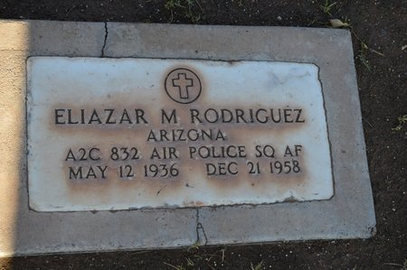 RODRIGUEZ, ELIAZAR M - Pinal County, Arizona | ELIAZAR M RODRIGUEZ - Arizona Gravestone Photos