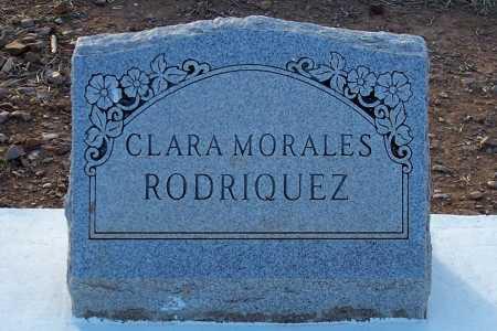 RODRIQUEZ, CLARA - Pinal County, Arizona | CLARA RODRIQUEZ - Arizona Gravestone Photos