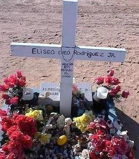 RODRIQUEZ, ELISEO, JR. - Pinal County, Arizona | ELISEO, JR. RODRIQUEZ - Arizona Gravestone Photos