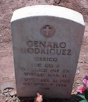 RODRIQUEZ, GENARO - Pinal County, Arizona | GENARO RODRIQUEZ - Arizona Gravestone Photos