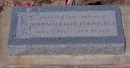RODRIQUEZ, RONALD KEITH - Pinal County, Arizona | RONALD KEITH RODRIQUEZ - Arizona Gravestone Photos