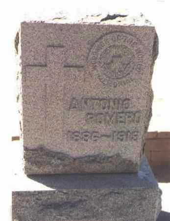 ROMERO, ANTONIO - Pinal County, Arizona   ANTONIO ROMERO - Arizona Gravestone Photos