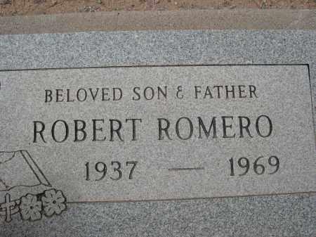 ROMERO, ROBERT - Pinal County, Arizona   ROBERT ROMERO - Arizona Gravestone Photos