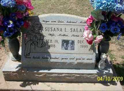 SALAZAR, SUSANA L. - Pinal County, Arizona | SUSANA L. SALAZAR - Arizona Gravestone Photos