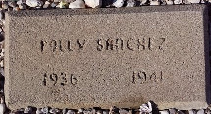 SANCHEZ, POLLY - Pinal County, Arizona | POLLY SANCHEZ - Arizona Gravestone Photos