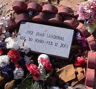 SANDOVAL, JOSE JUAN - Pinal County, Arizona   JOSE JUAN SANDOVAL - Arizona Gravestone Photos