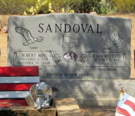 "SANDOVAL, ROBERT ROY ""SANDY"" - Pinal County, Arizona | ROBERT ROY ""SANDY"" SANDOVAL - Arizona Gravestone Photos"