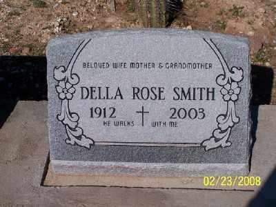 SMITH, DELLA ROSE - Pinal County, Arizona   DELLA ROSE SMITH - Arizona Gravestone Photos