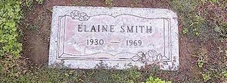 SMITH, ELAINE - Pinal County, Arizona | ELAINE SMITH - Arizona Gravestone Photos